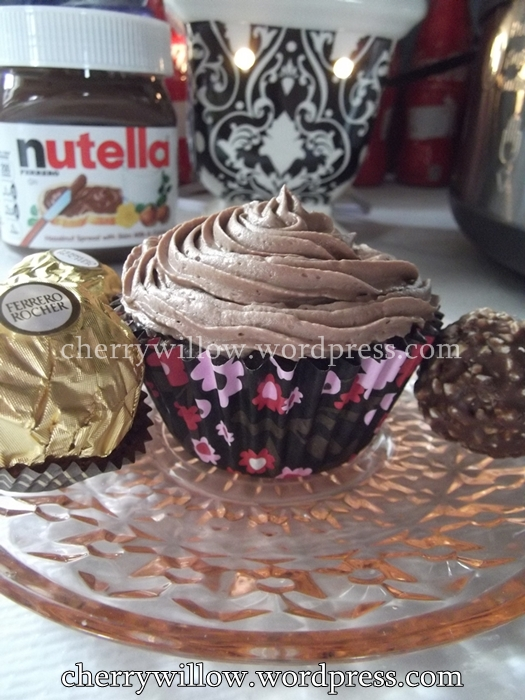 Nutella Mousse Icing